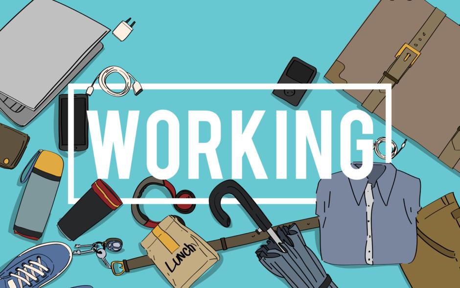 サラリーマンの仕事内容は10個。年収の違いと将来不安定になる仕事