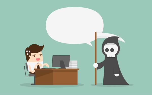 ベテランが辞める会社に未来はない。社員として仕事を続けるのは危険ですよ。